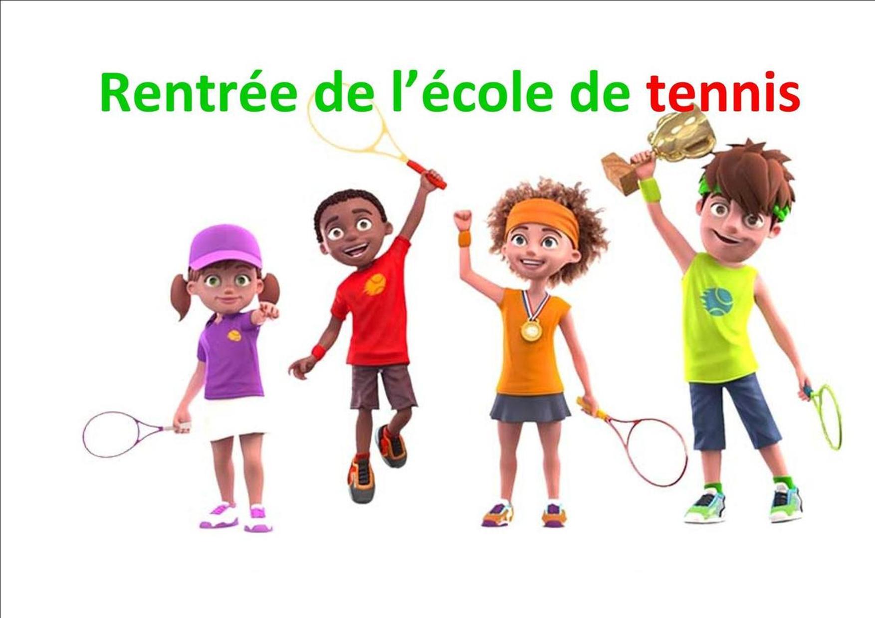 """Résultat de recherche d'images pour """"rentrée tennis"""""""