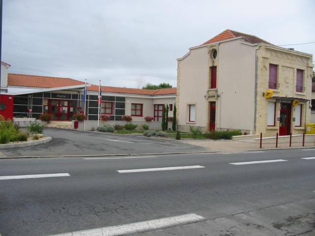 Lamonzie saint martin site de la commune
